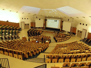 Main amphitheater of Arts et Metiers school